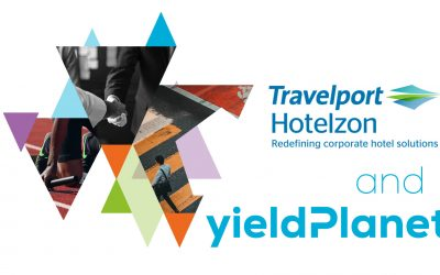Yieldplanet conectado con Hotelzon Travelport