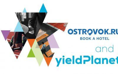 YieldPlanet offre aux hôteliers l'accès aux clients russophones avec Ostrovok.ru