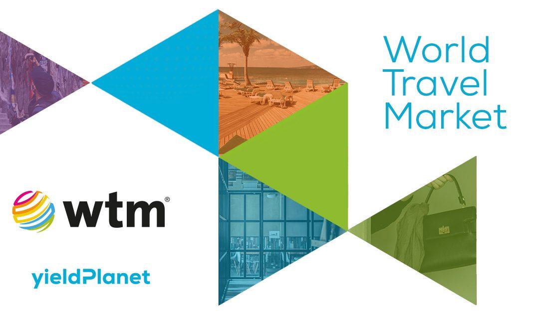 YieldPlanet sera présent au WTM de Londre, du 2 au 5 novembre, stand TT131