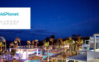 Étude de cas : Aurora Luxury Hotel & Spa, Grèce