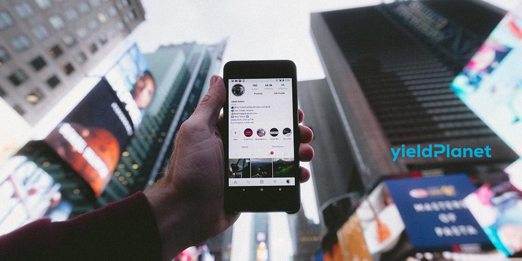 Instagram dla hoteli: 4 strategie przyciągające smakoszy i pozwalające uzyskać większą liczbę rezerwacji