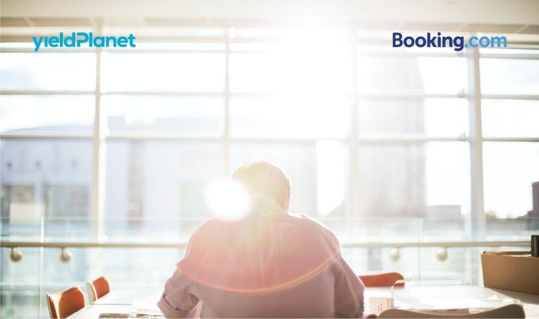 Wsparcie odbudowy biznesu od Booking.com