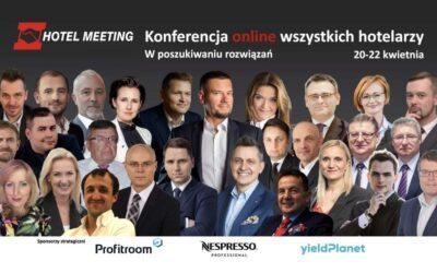 YieldPlanet na Hotel Meeting Online 2021!