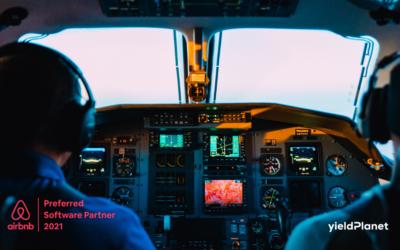 YieldPlanet kolejny rok z rzędu został Preferowanym Partnerem Oprogramowania AirBnB!
