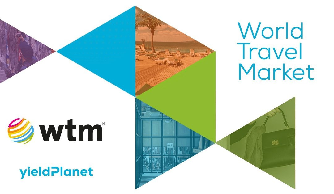 YieldPlanet will be at the WTM in London, from 2 to 5 of November