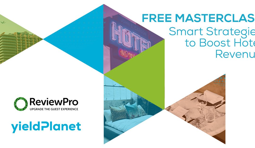 Smart Strategies to Boost Hotel Revenue [event in Warsaw]