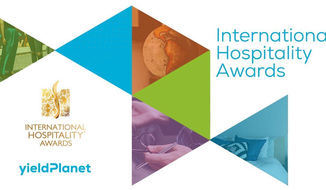 YieldPlanet at International Hospitality Awards 2018