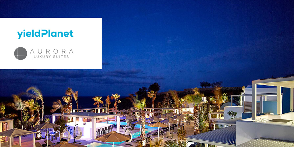 Case study: Aurora Luxury Hotel & Spa, Greece