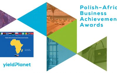 YieldPlanet at the Polish–African Business Achievement Investment Forum and Awards
