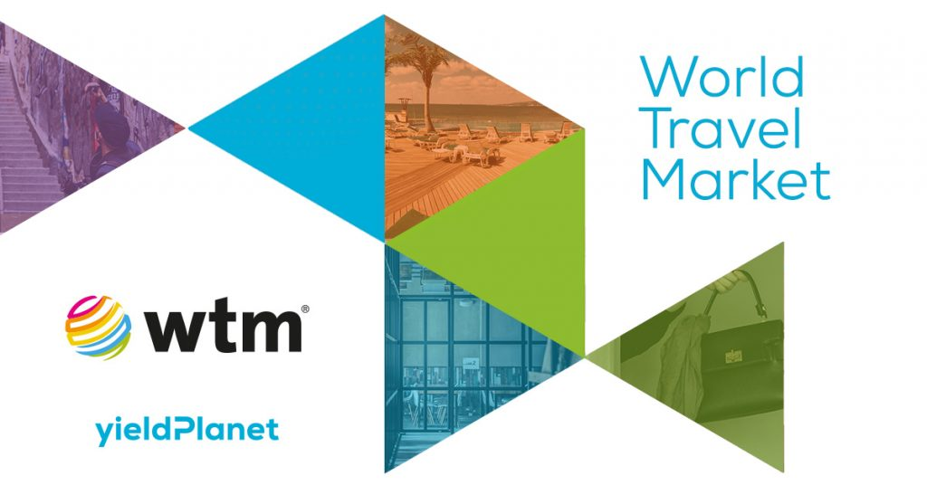 YieldPlanet will be at WTM in London, from 2 to 5 of November, on stand TT131