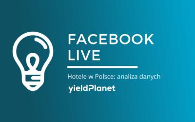 Facebook Lives' Statistics 27.05.2020