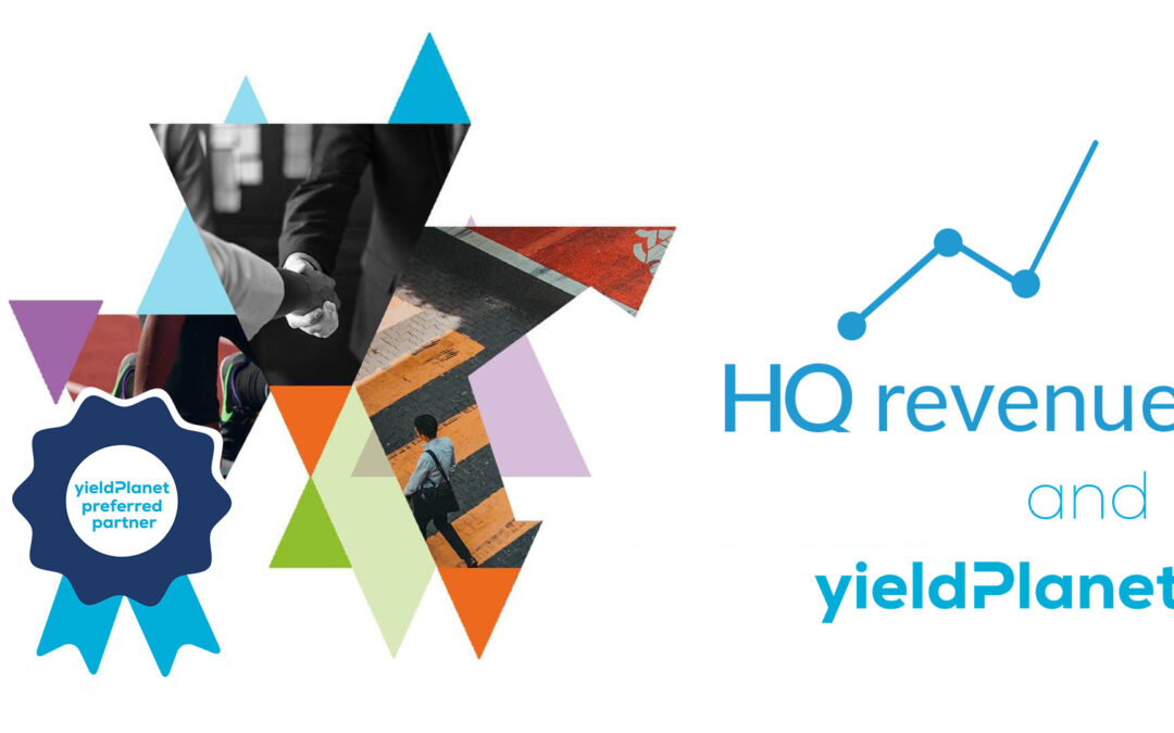 YieldPlanet and HQ revenue have integrated Market Intelligence and Price Optimizer RMS!
