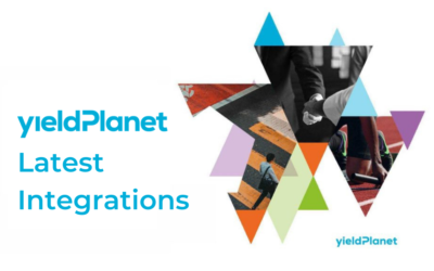 Latest YieldPlanet Integrations