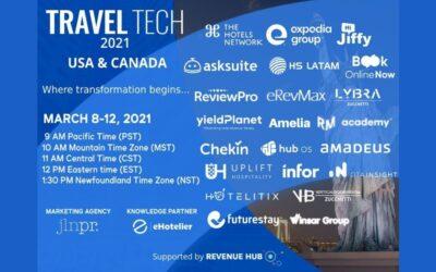 Meet YieldPlanet at TravelTech USA & Canada!