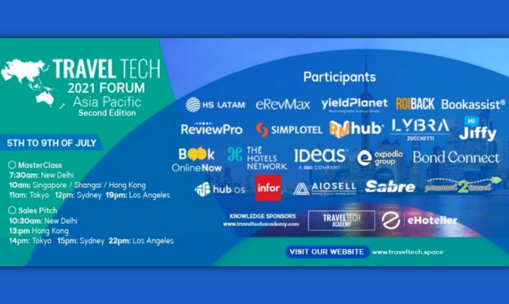 Meet YieldPlanet at Travel Tech APAC 2021!