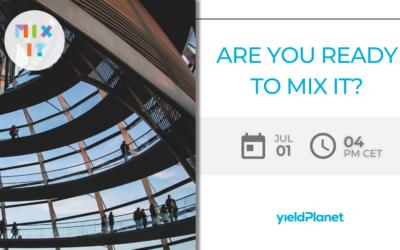 Meet YieldPlanet's new show 'Mix It'! 