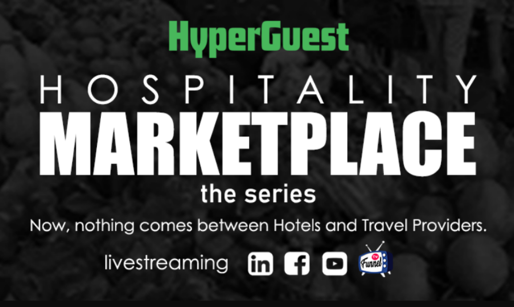 Hospitality Marketplace – the series (YieldPlanet + HyperGuest)