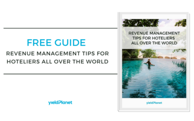 """Download a guide: """"Revenue management tips for hoteliers all over the world"""""""
